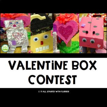 Valentine Box Contest