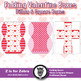 Valentine Boxes - Pillow & Square boxes