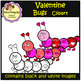 Valentine Bugs & Insects - Clip Art (School Designhcf)