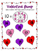 Valentine Bump- Addition, Subtraction and Number Recoginti