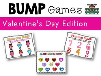 Valentine Bump Games
