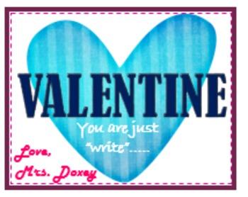 Valentine Bundle Free (Editable)