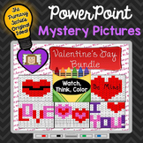 Valentine Bundle Watch, Think, Color Games - EXPANDING BUNDLE