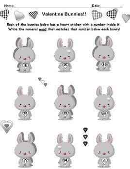 Valentine Bunnies!!