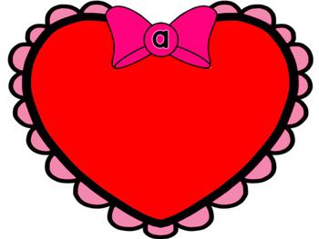 Valentine CVC Sort