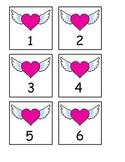 Valentine Calendar Pieces