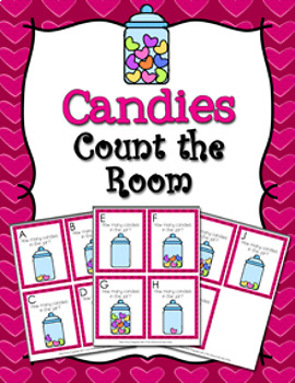 Valentine Candies Count The Room