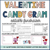 Valentine Candy Gram- EDITABLE