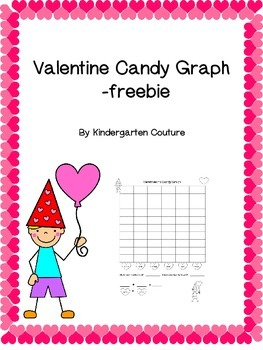 Valentine Candy Graph -Freebie