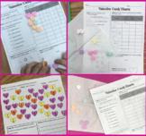 Valentine Candy Heart Match Activity