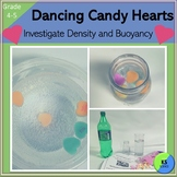 Valentine Candy Heart Science:  A Density And Buoyancy Lab For Grades 4 And 5