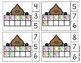 Valentine Candy Hearts Ten Frames 1-20 (plus worksheets)