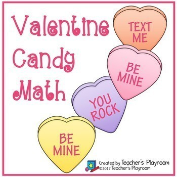 Valentine Candy Math
