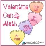 Valentine's Day Candy Math
