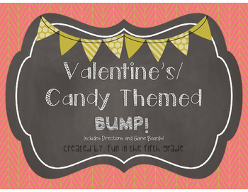 Valentine/Candy Themed Bump Bundle