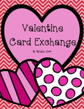 Valentine Card Exchange