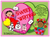 Valentine Card Foldables and Letter Templates