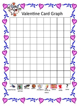 Valentine Card Graph