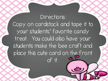 Valentine Card and Craft