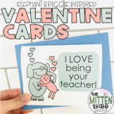 Valentine's Day Cards Elephant and Piggie