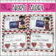 Valentine Cards For Students or Kids...Jokes & Candy Theme