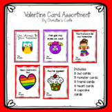 Valentine Card Assortment