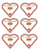 Valentine Cards - You Make My Heart Glow