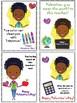 Valentine Cards featuring AFRICAN AMERICAN teacher