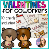 Valentine Cards for Coworkers