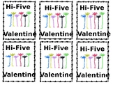 Valentine Cards for Sticky Hands