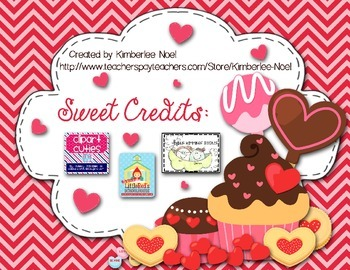 Valentine Cards for Your SWEET Students! FREEBIE!