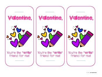 Valentines for your Students