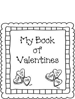 Valentine Castle Scrapbook