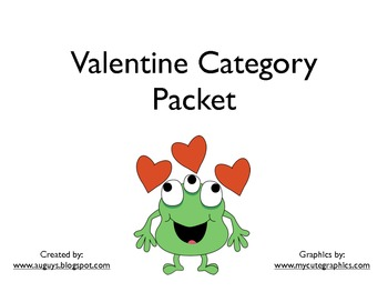 Valentine Categories