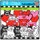 Valentine Cats (P4 Clips Trioriginals)