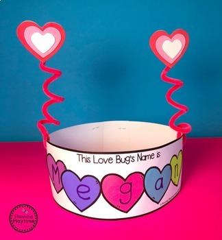 Valentine Centers - Preschool