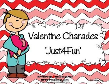 Valentine Charades