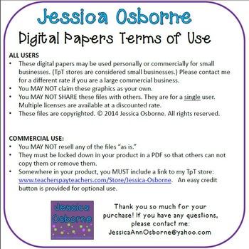 Valentine Chevron Digital Papers