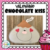 Valentine Chocolate Kiss: February Craft