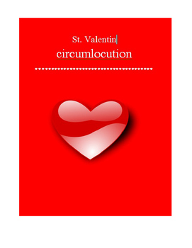 Valentine Circumlocution FRENCH