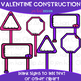 Valentine Clip Art - Valentine Construction {jen hart Clip Art}