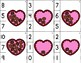 #februaryfocused Valentine Clip Cards - Numbers to 10 {Numerals and Words}