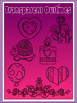 Valentine's Clipart (7 FREE Elements Included) Embellish Y