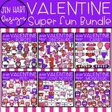 Valentine Clipart - Super Fun Bundle {Jen Hart Clipart}