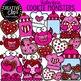 Valentine Clipart Variety Bundle: $28.50 Value {Creative Clips Clipart}