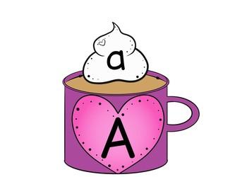 Valentine Cocoa (ABC Match)
