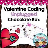 Valentine Coding Unplugged: Chocolate Box Challenge