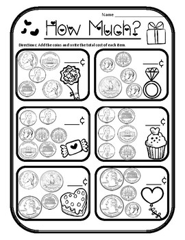 Valentine Coins Valentines Day Coin Valentines Money Valentines Day Money Center