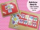 Valentines Day Color Match File Folder Game