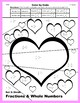 Valentine Color by Code: Divide Fractions & Whole Numbers